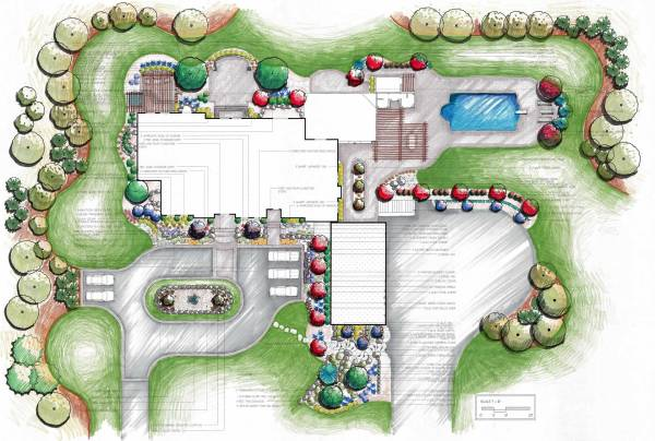 landscape design - 's