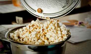 Popcorn for Dinner