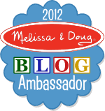 Melissa & Doug Blog Ambassador