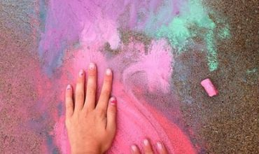 5 Ways Take Sidewalk Chalk to the Next Level