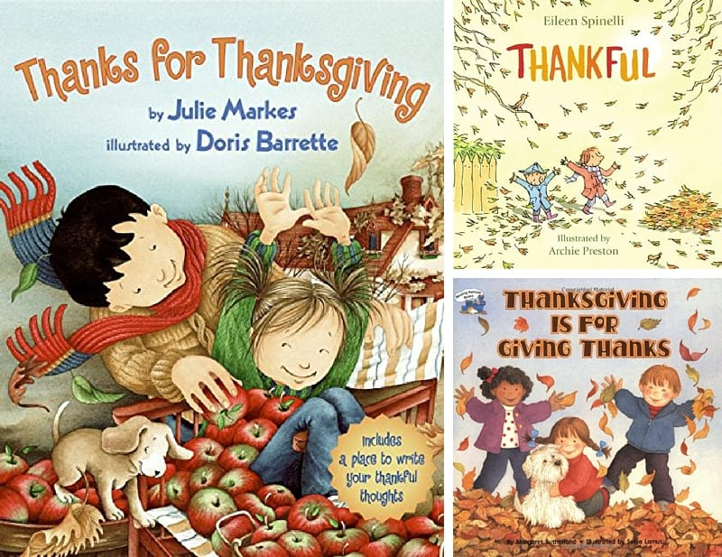 5 Simple Steps to Help Your Child Start a Gratitude Journal *Love this post and these Thanksgiving book recommendations
