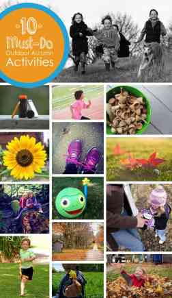 {10 Must-Try Ideas for Outdoor Fall Play} *Great list