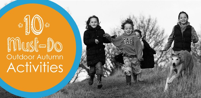 {10 Must-Try Ideas for Outdoor Fall Play}
