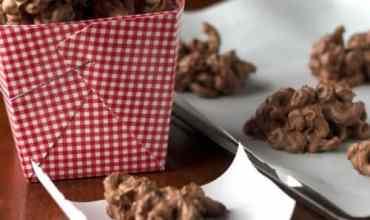 Chocolate Peanut Butter Pretzel Clusters