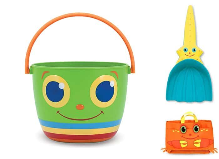 Beach Vacation Essentials *Love this Sunny Patch stuff from Melissa & Doug