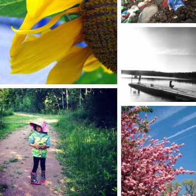 Printable Spring Bucket List: 50 Family-Friendly Activities