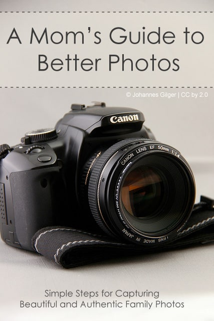 Mom's Guide to Better Photos: 3 Tips for Capturing Beautiful and Authentic Family Pictures *tip #3 is great #photography