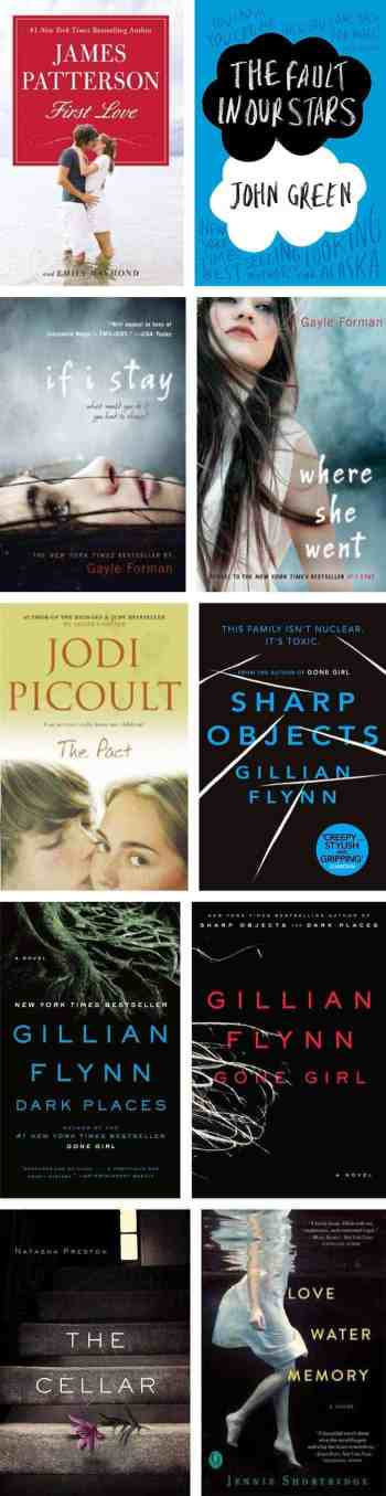 10 Must-Read Adult Fiction Books *saving this for later
