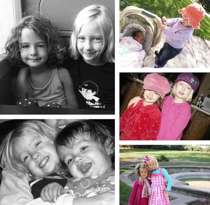 """Stop Sibling Fighting: How to End (Ok, Ok, Ok... *Fine*) """"Improve"""" the Relationship Between Bickering Sisters"""