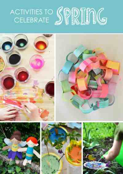 10 Ways to Celebrate Spring *Awesome collection of inspiration