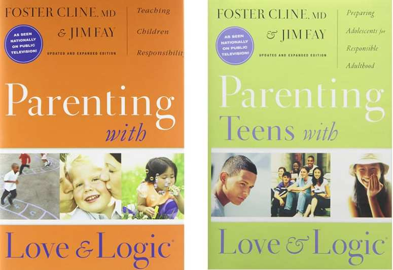 Love & Logic Parenting Books