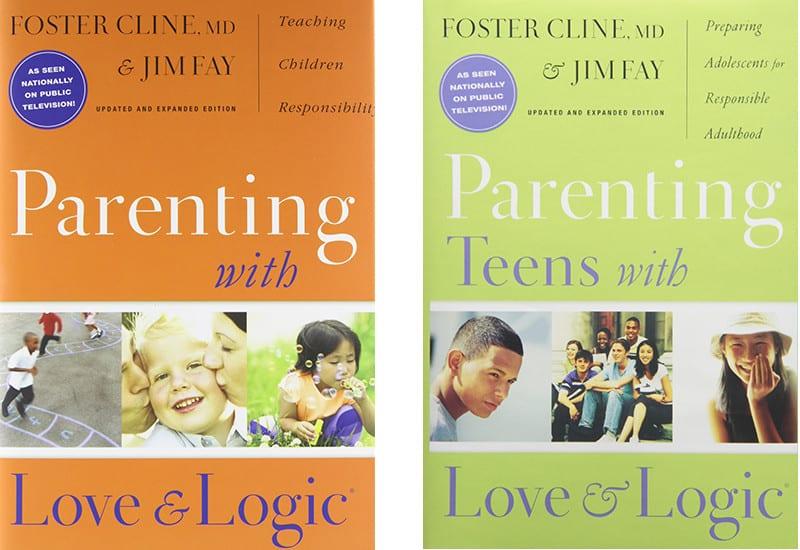 Love & Logic Parenting Books