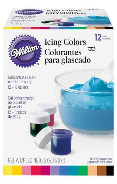 How to ROCK Valentine's Day Cookie Decorating *We love the colors Wilton offers for icing