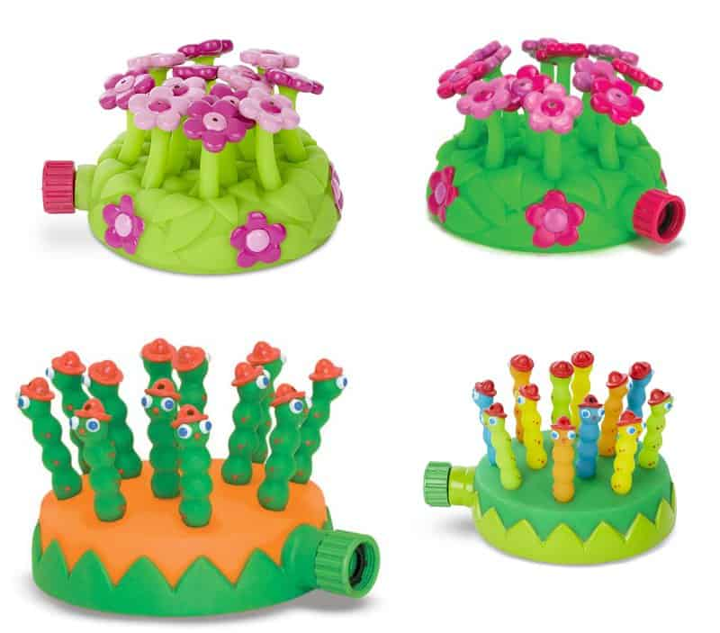 Sunny Patch Sprinklers from Melissa & Doug *Aren't these adorable?!?!