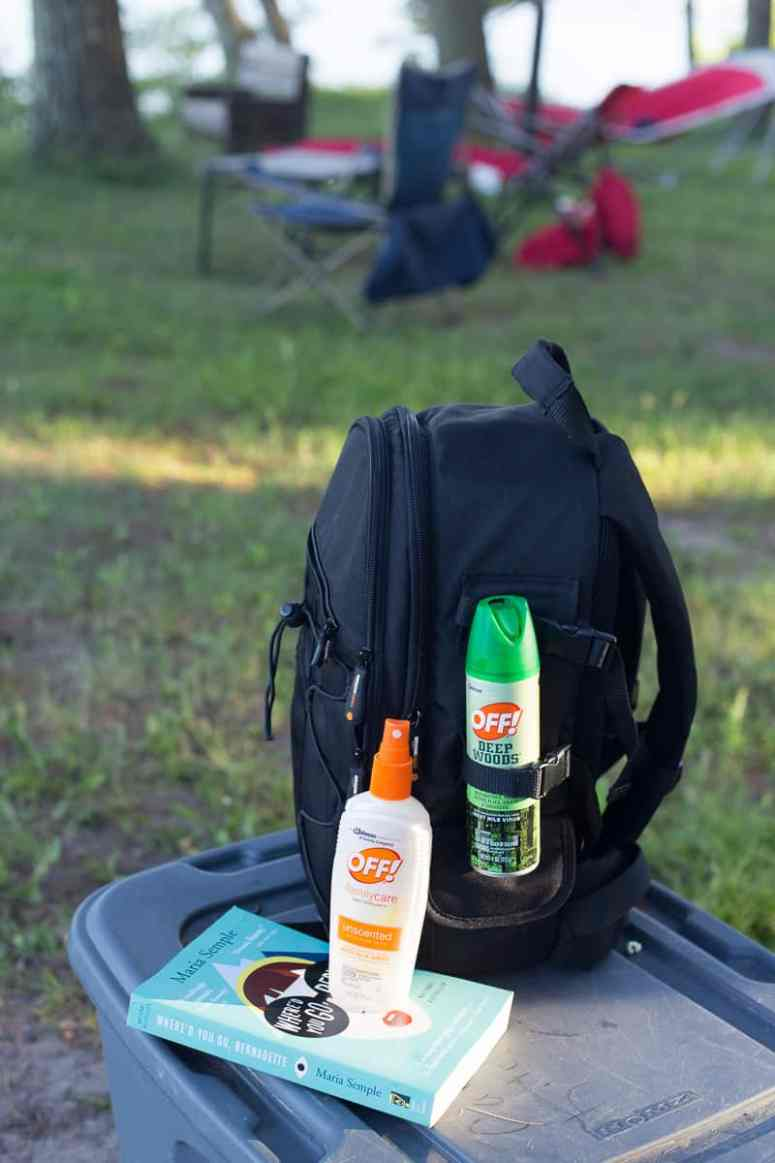 5 Slow Hiking Backpack Essentials -- What you throw into your backpack can make or break your hike with your kids. Here are my five essentials for an intentionally slow hike with the kids. *Great read