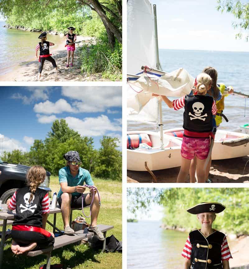 Melissa & Doug's Pirate Costumes