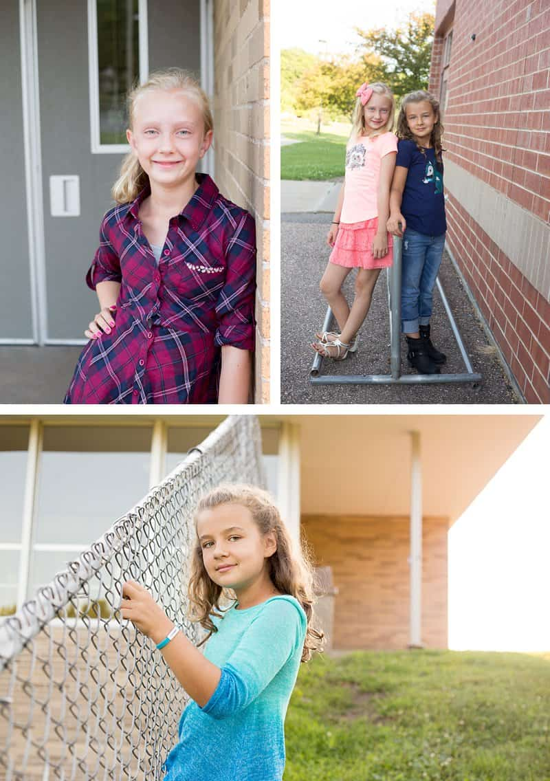 """How to Ensure Your Tween ROCKS the First Day of Middle School: Know what to wear on the first day ahead of time. If you're daughter is like mine, she'll likely have this picked out a week in advance. Recommend she picks a secondary outfit, """"just incase she isn't feeling it"""" on the first day. It is always good to have a back-up plan. *Great list of back-to-school tips for tweens"""