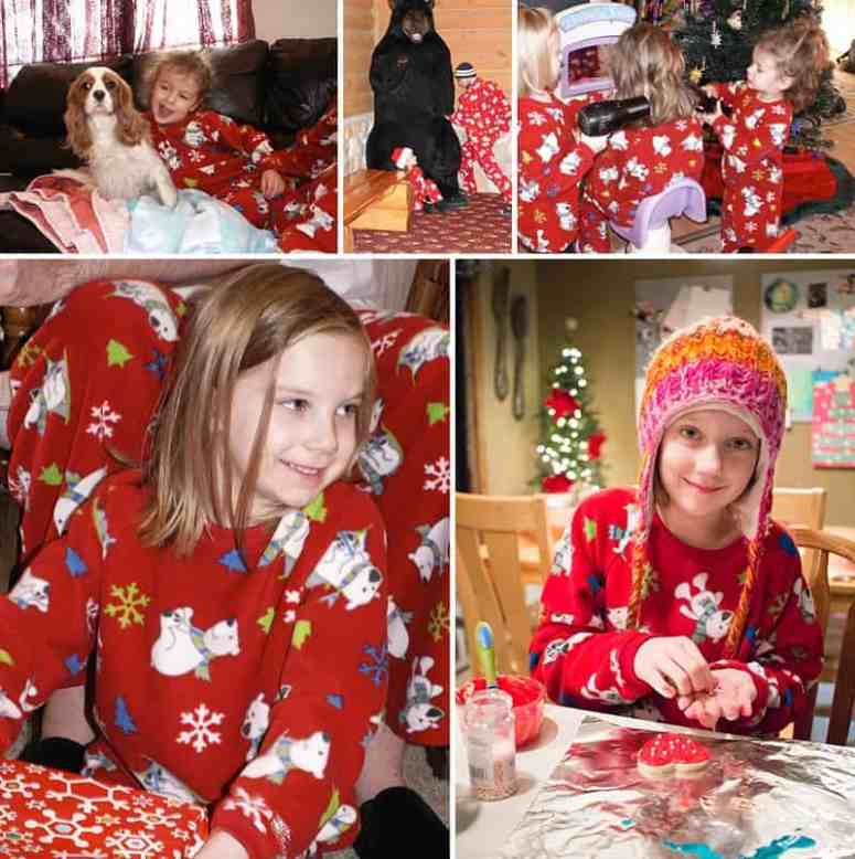 Great tips for buying matching family pajamas *Loving these family holiday traditions for kickstarting the Christmas season.