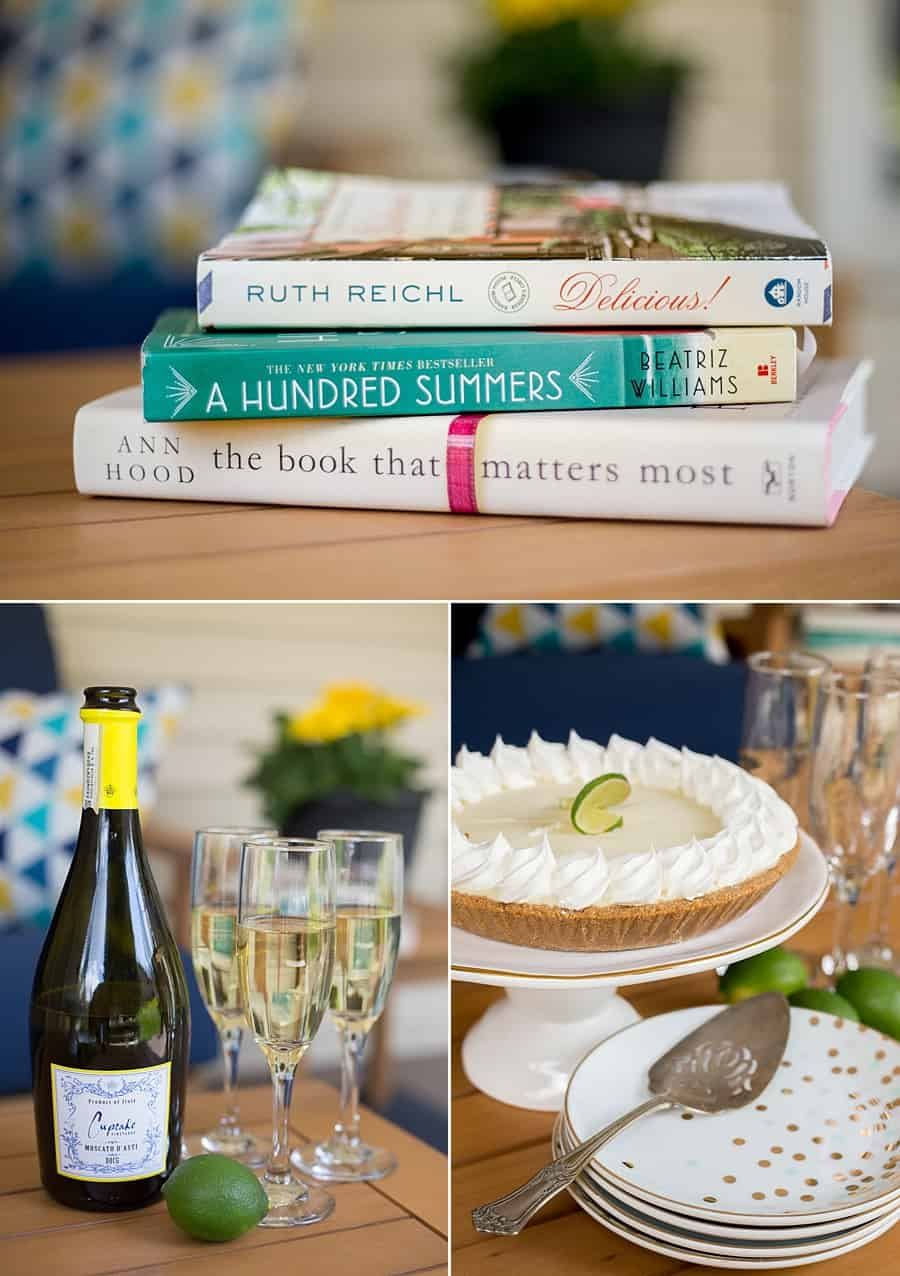 3 Things You Need for an Awesome Summer Book Swap + 22 Books That Should Be on Your Reading List! *Love this book club idea, checking out some of these books from the library for summer reading.