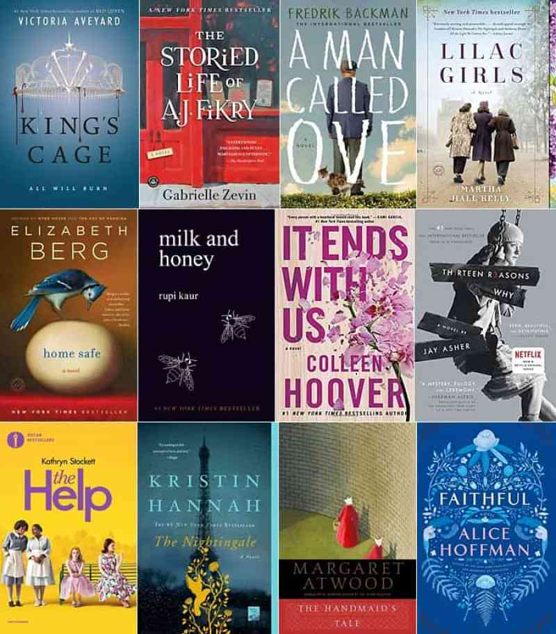 22 Books That Should Be on Your Reading List + How to Host an Awesome Summer Book Swap *Love this book club idea, checking out some of these books from the library for summer reading.