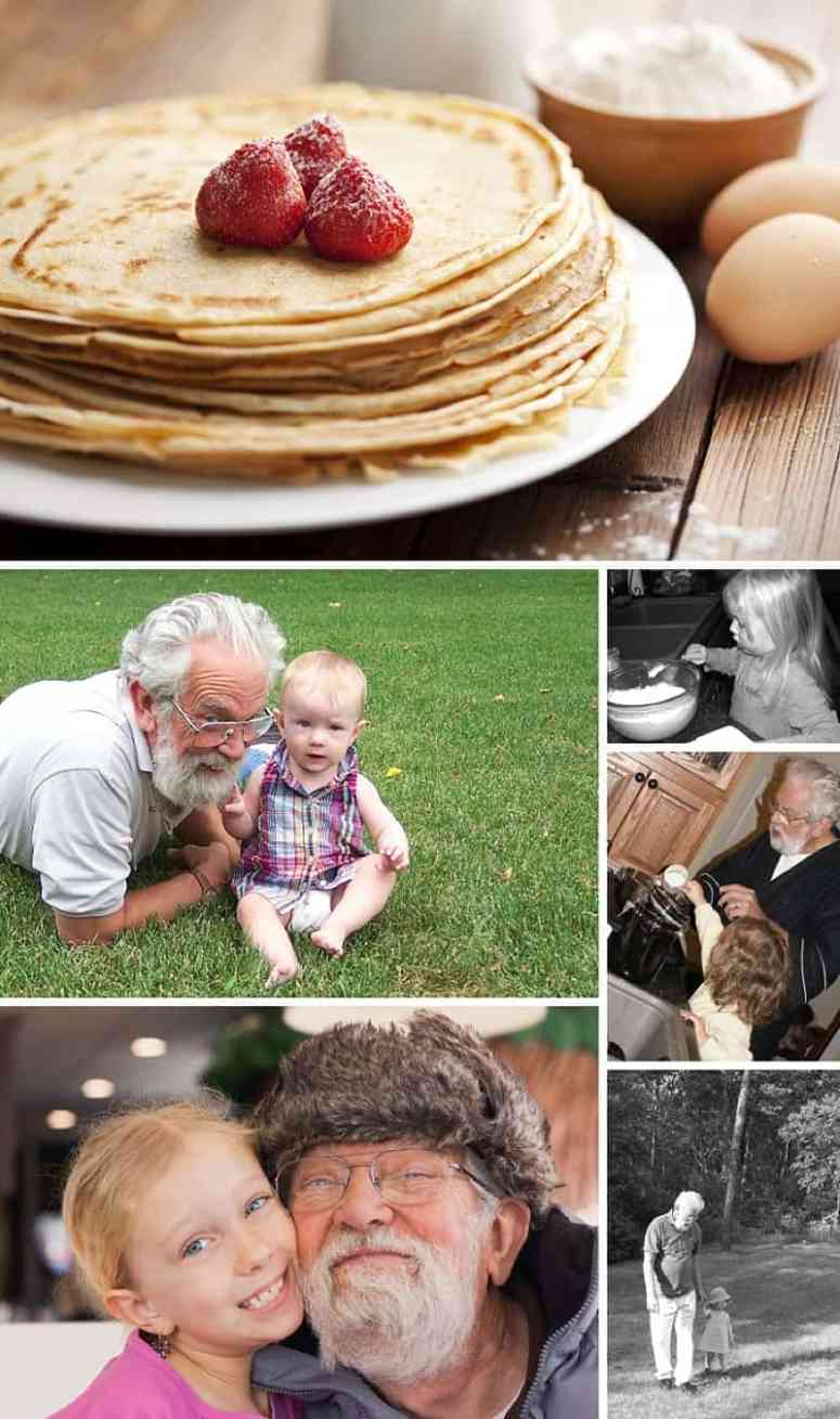 Grandparent Gift Guide: Gifts That Will Bring You Together in the Kitchen - Presents that go above and beyond and include presence too. #giftideas #christmas #presents *Loving this post with kitchen focused gift ideas for little foodies, from toddlers to teens. Love the idea of getting preschoolers involved in the kitchen. Such great ideas for the holidays!