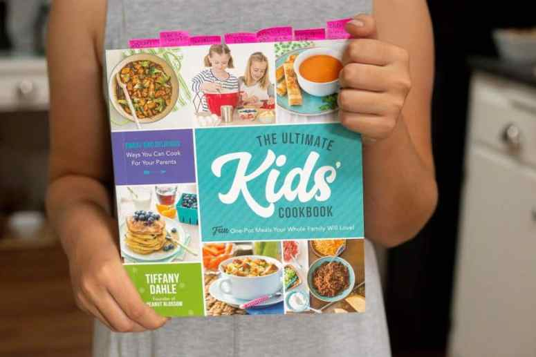 Grandparent Gift Guide: Gifts That Will Bring You Together in the Kitchen - Presents that go above and beyond and include presence too. #giftideas #christmas #presents *Loving this post with kitchen focused gift ideas for little foodies, from toddlers to teens. This cookbook for kids sounds AWESOME Such great ideas for the holidays!