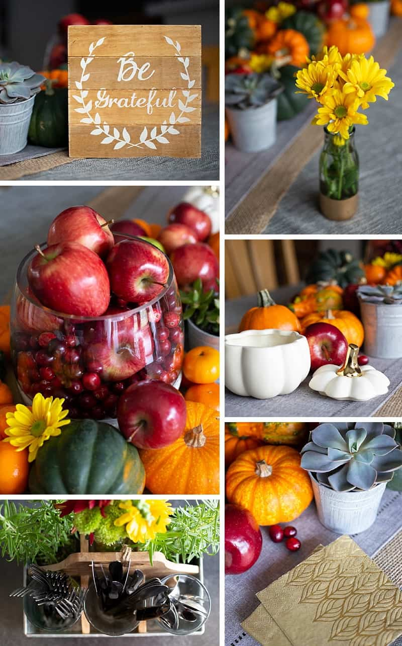 Favorite fall finds for hosting Thanksgiving!