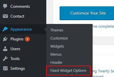 How To Add A Sticky Floating Sidebar Widget In WordPress (1)