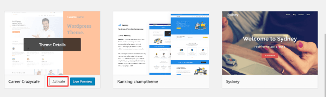 How to Change WordPress Theme Without Losing Content (9)