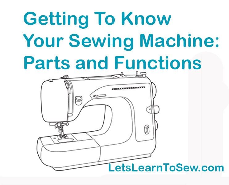 basic parts of sewing machine Basic parts of a sewing machine and their functions: the basic structure of sewing machine is the same whether it is hand-operated sewing, treadle sewing machine or electric sewing machine the basic parts of a sewing are listed below and seen in fig parts of a sewing machine.