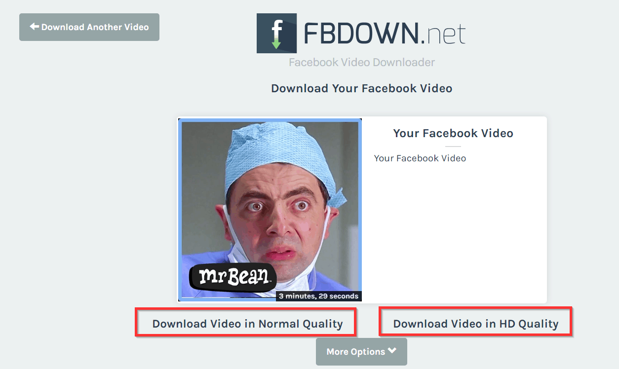 How to Download a Video from Facebook Link