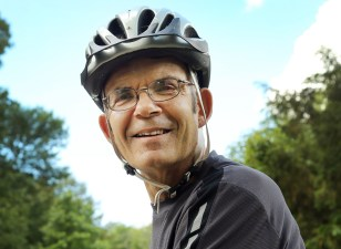 Alan Sivell, The Rolling Reporter, blogs about biking and life's adventures on letsmoveqc.com