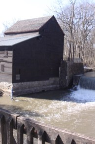 The Mill at Wildcat Den Park
