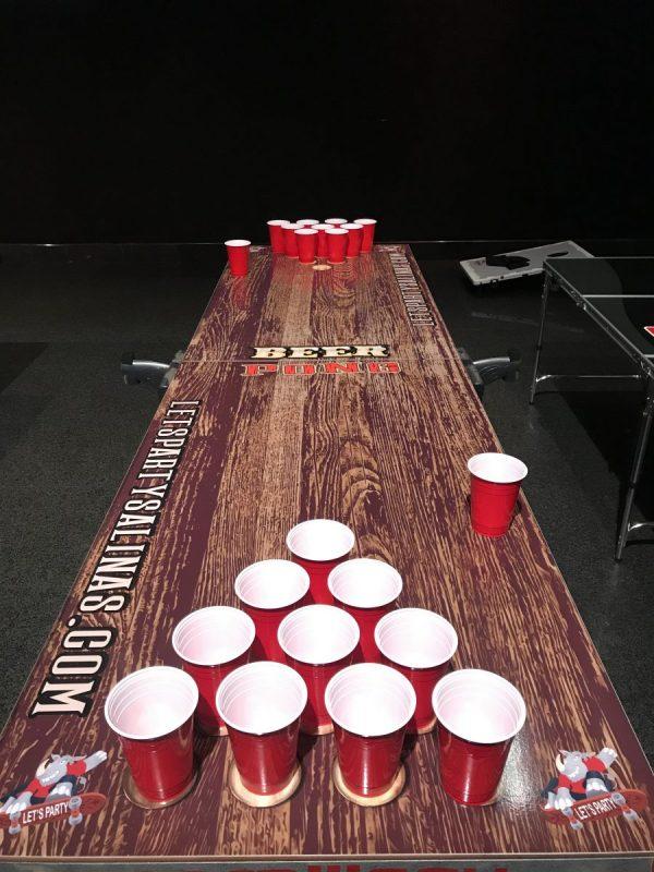 Beer Pong Table Rentals