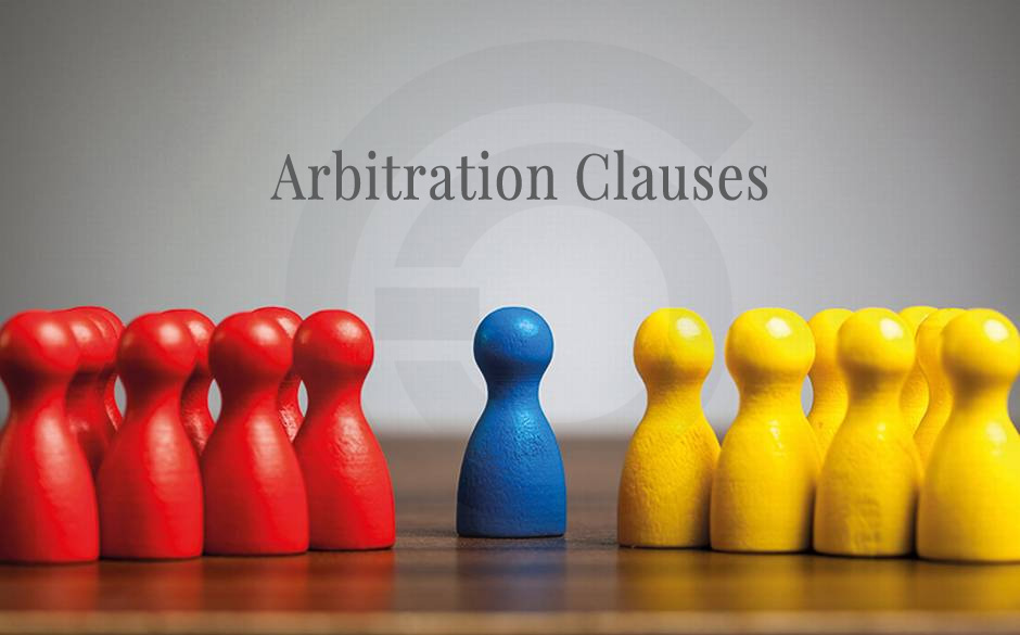 Importance of Arbitration Clauses