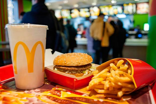 McDonald's Strikes Settlement with India Partner