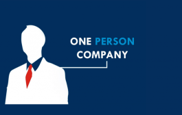 One Person Company Registration in India
