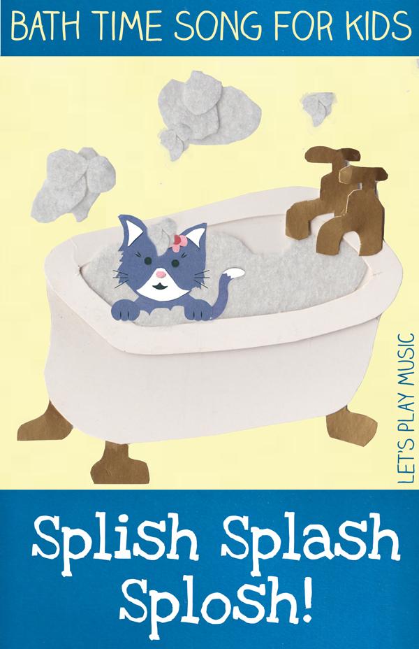 Splish Splash I Was Taking A Bath Song : splish, splash, taking, Splish,, Splash,, Splosh!, Let's, Music