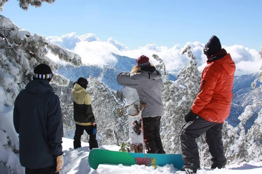 Photo credit: Mountain High Ski Resort, Wrightwood, California
