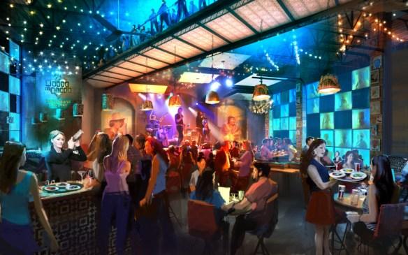 Restaurants In Garden Walk Anaheim: House Of Blues Anaheim Opens New Flagship Venue At Anaheim