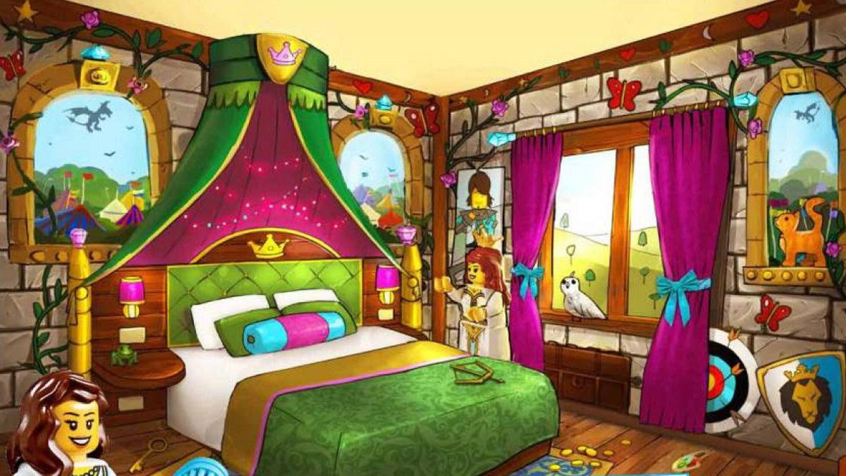 LEGOLAND CASTLE HOTEL PRINCESS