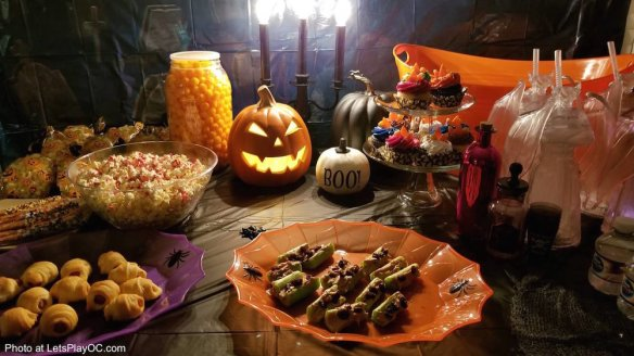 Party Ideas for Family Fright Night with New Movies Anywhere
