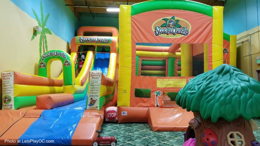 Scooter's Jungle Indoor Play Arena Aliso Viejo