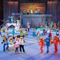 COMING SOON - Disney On Ice Presents Follow Your Heart Los Angeles Markets