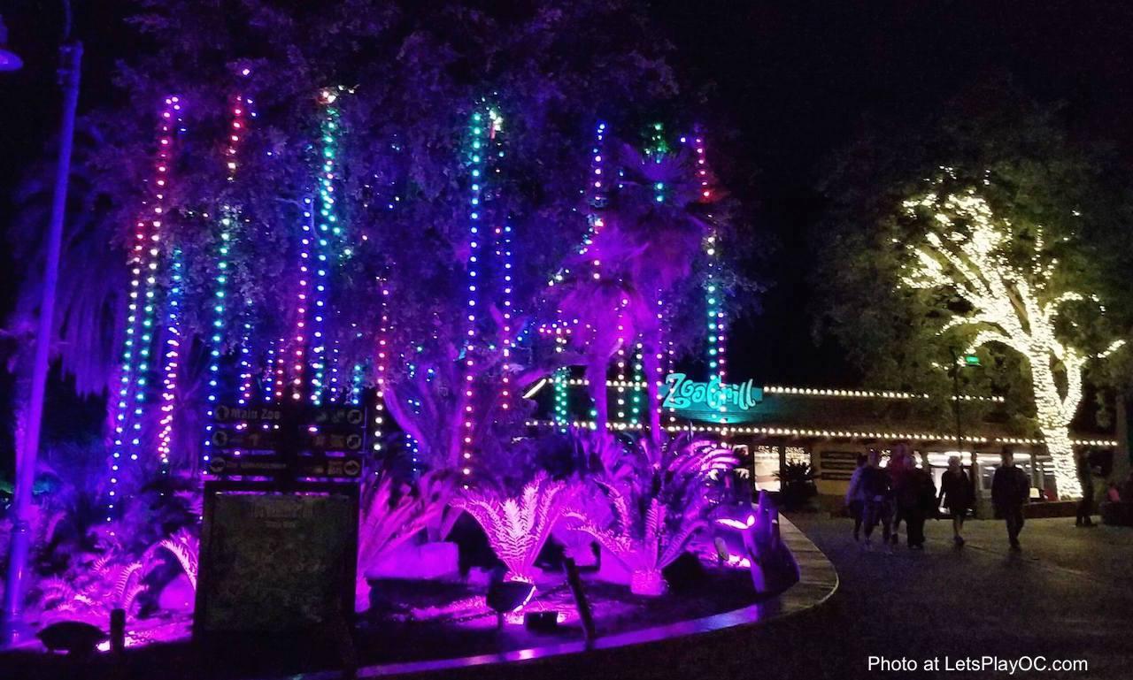 Zoo Lights Tickets