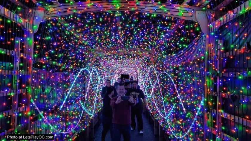 Dennys LA Zoo Lights