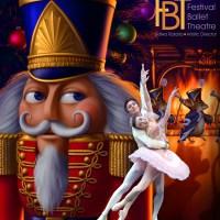 Festival Ballet Theatre NUTCRACKER Irvine Barclay Theatre 12/9-12/24