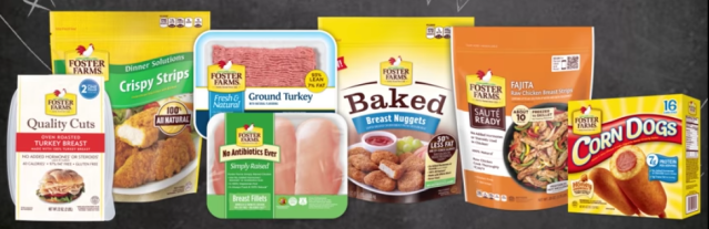 Foster Farms Products