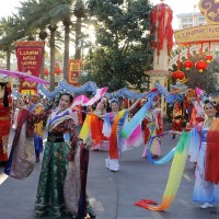 Disneyland's Lunar New Year Celebration Dining/Entertainment Guide