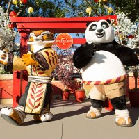 Universal Studios Hollywood Celebrates Lunar New Year with Kung Fu Panda + More!